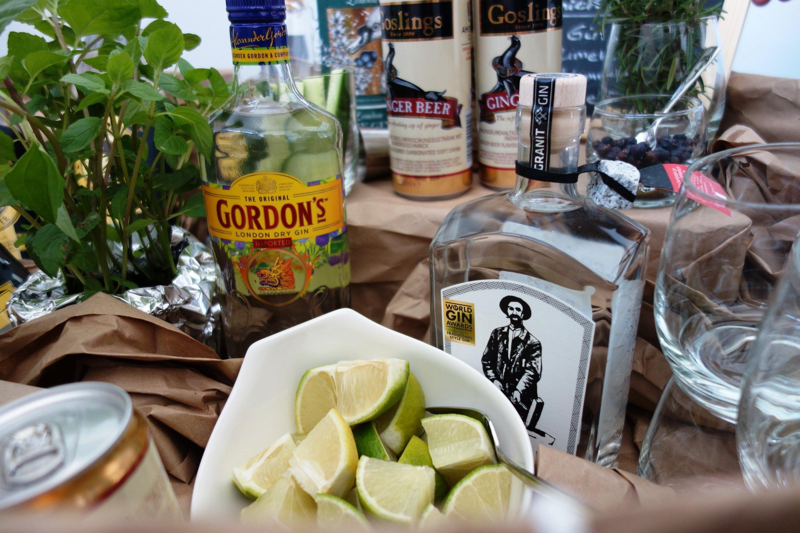 DSC00829 - Pimp your Gin! Eine Gin-Bar für die Feier