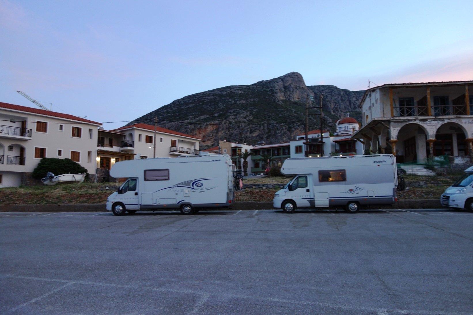 DSC00114 - Mit dem Camper nach Griechenland