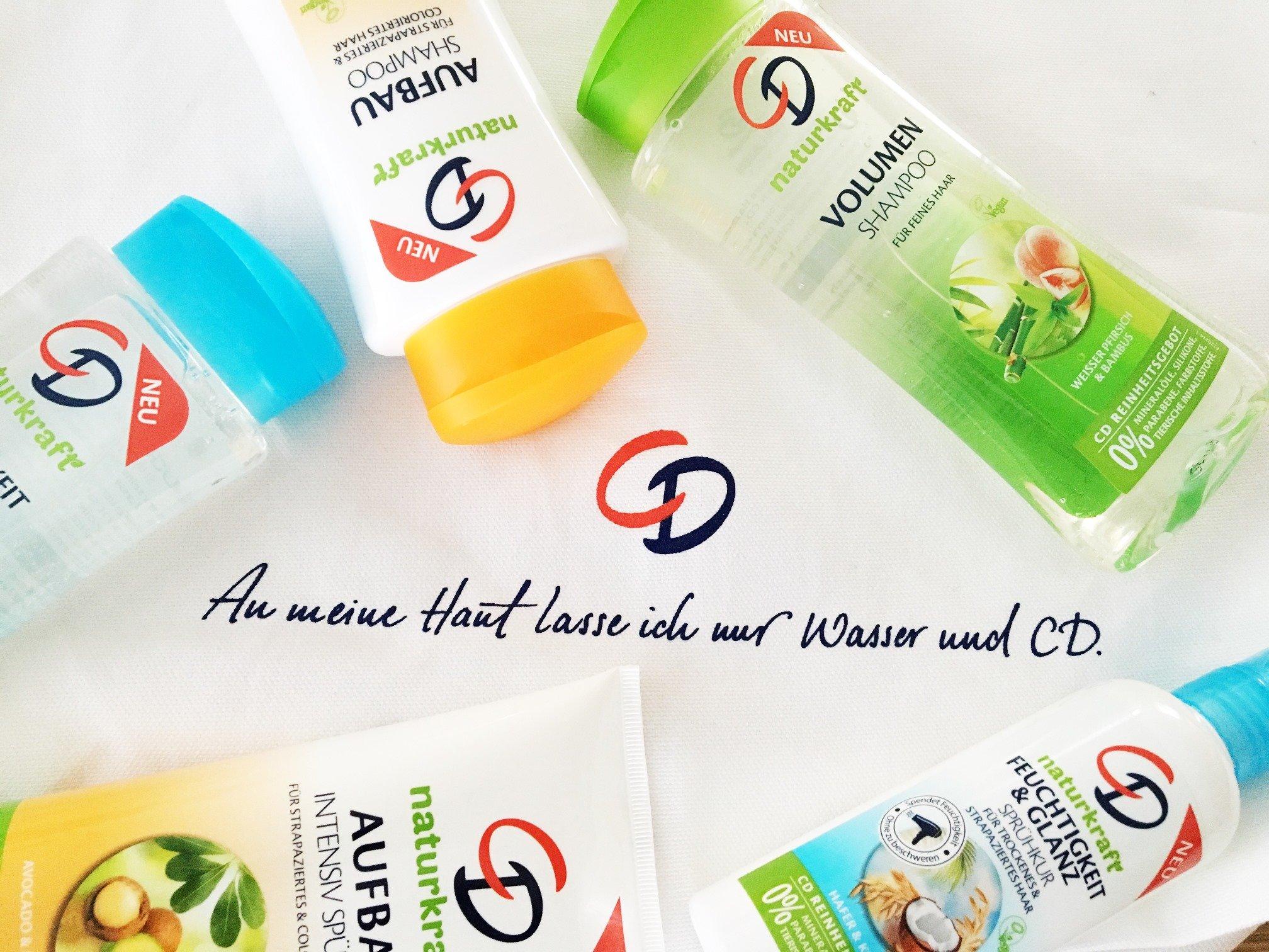 Foto 05.10.17 17 07 40 - Naturkosmetik für die Haare - jetzt auch von CD Körperpflege