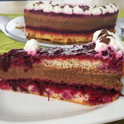 Foto 21.01.18 14 51 56 500x500 - Einfach köstliche Beeren-Schoko-Torte
