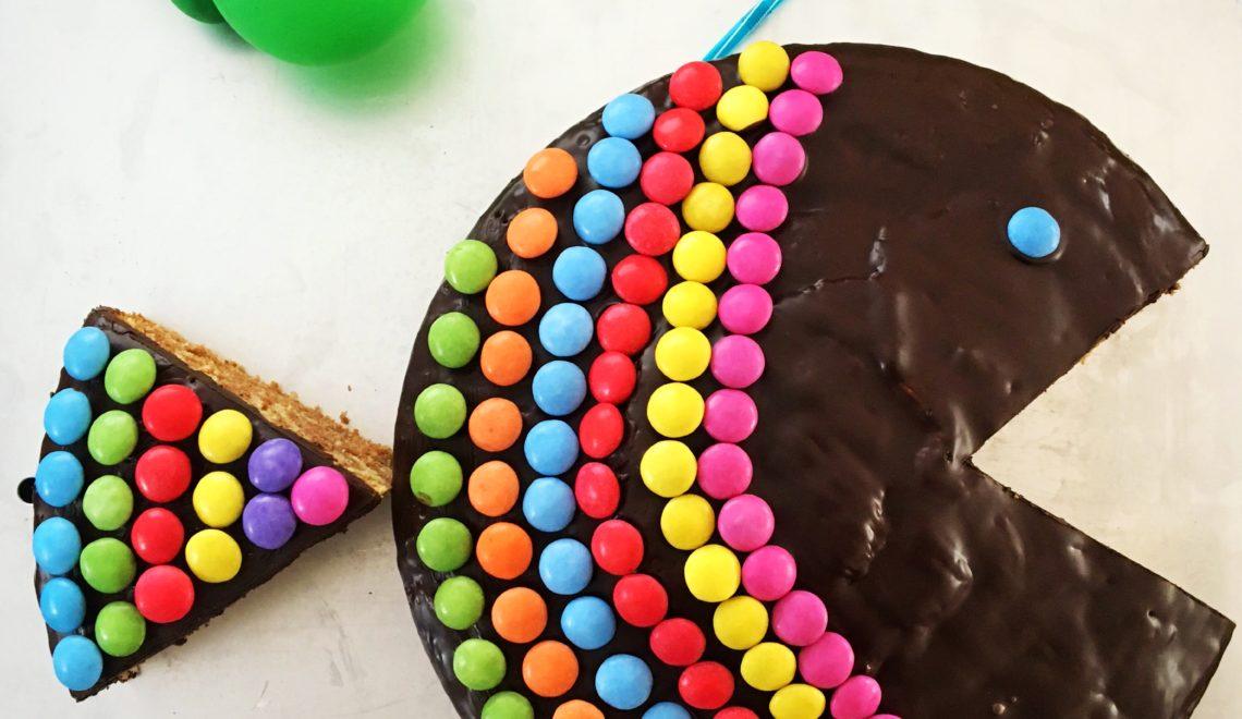 Zebra-Kuchen zur Taufe oder zum Geburtstag