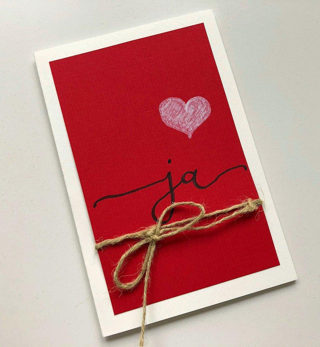 Foto 03.05.18 19 19 10 - Hochzeitskarte basteln