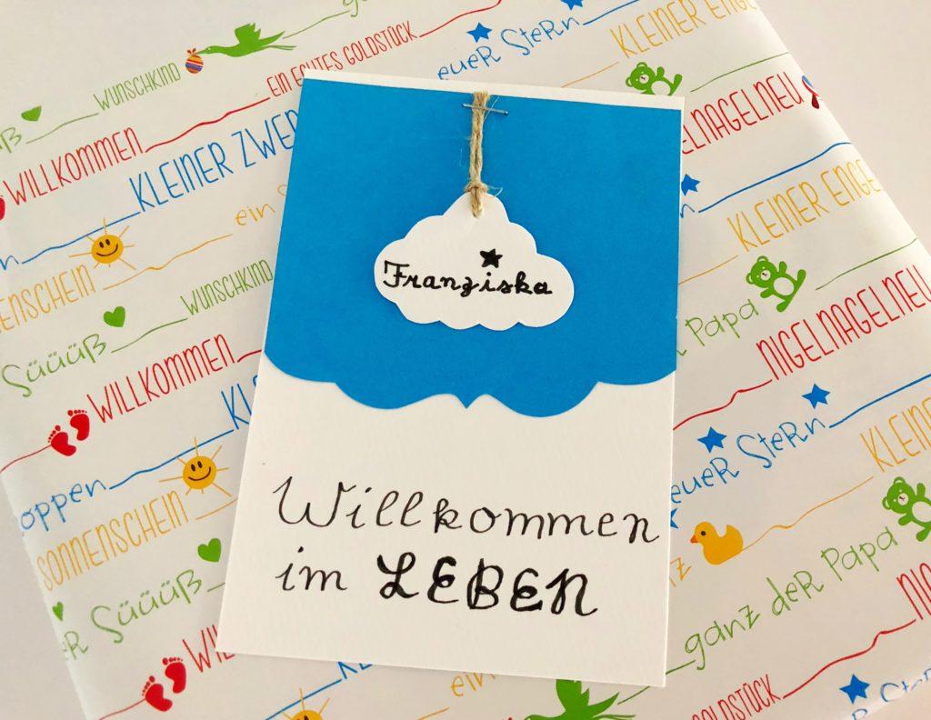 """Foto 28.05.18 14 22 46 1024x792 - Karte Geburt """"Willkommen im Leben"""""""