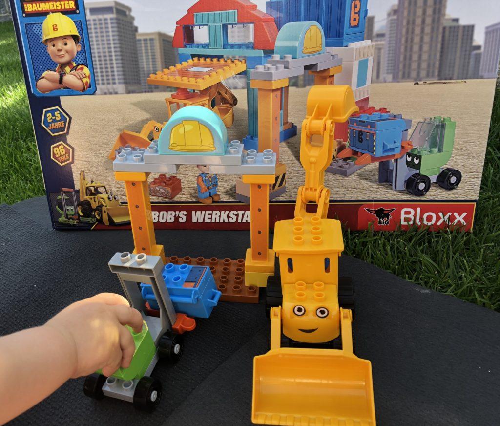 Foto 30.05.18 17 19 29 1024x872 - Kinder lieben Spielsteine! Bob der Baumeister und die BIG Bloxx