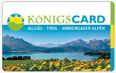 Ammergauer Alpen Königscard - Familienurlaub in den Ammergauer Alpen