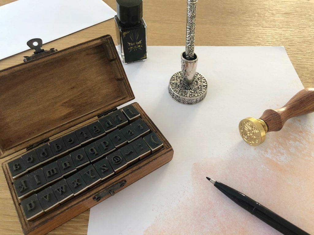 Foto 13.08.18 08 23 23 1024x768 - Welttag des Briefes und das Viking Blogger Box Projekt