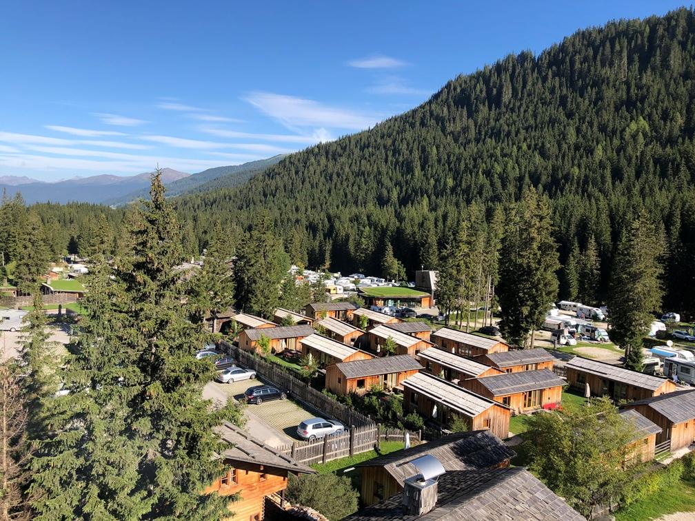 Foto 10.09.18 09 43 04 - Caravan Park Sexten - Ein Wellness-Campingplatz der Extraklasse