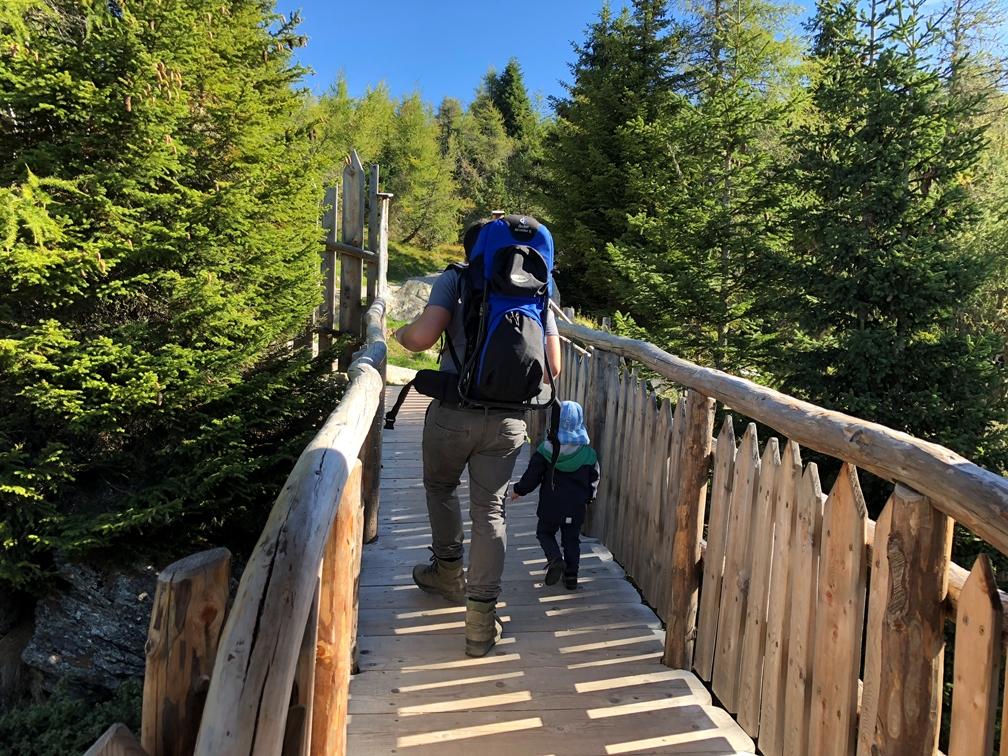 Foto 12.09.18 10 15 12 - Olpers Bergwelt - Ein Kinderwanderweg in den Dolomiten