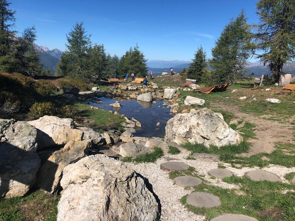 Foto 12.09.18 10 22 17 - Olpers Bergwelt - Ein Kinderwanderweg in den Dolomiten