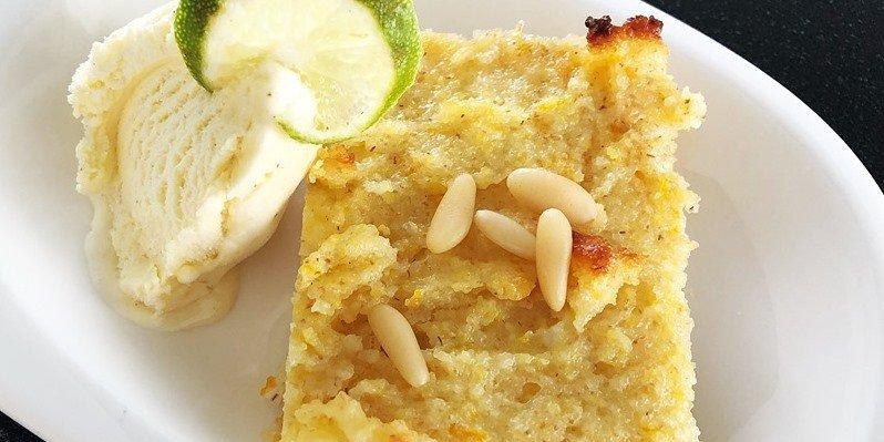 Foto 22.09.18 12 48 22 1 - Galatopita - Griechisches Dessert