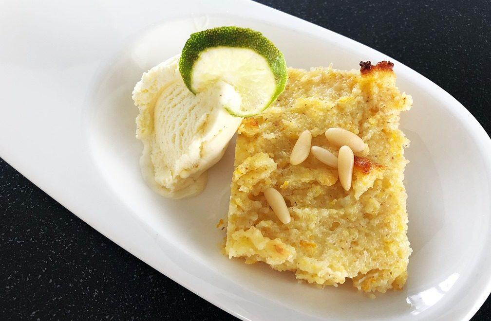Galatopita – Griechisches Dessert