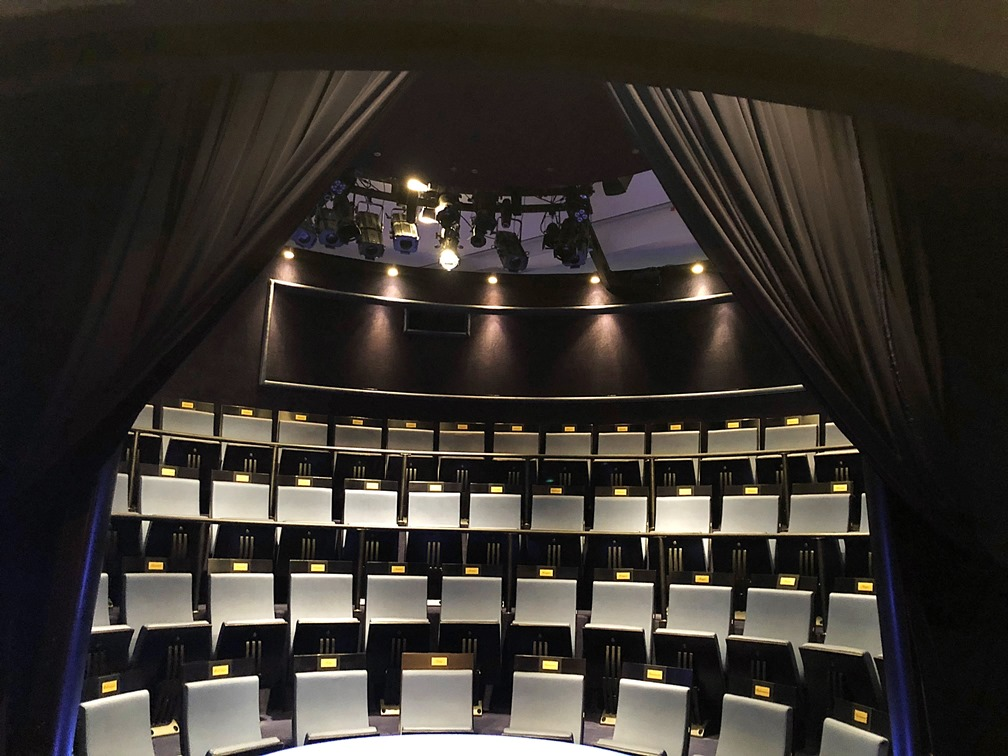 Foto 06.10.18 19 12 48 - Zu Gast im Alexander Krist Magic Theater in München