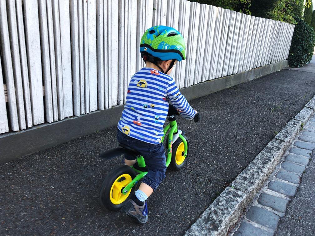 Foto 11.10.18 16 06 25 - Ab wann ist ein Laufrad für das Kind sinnvoll?