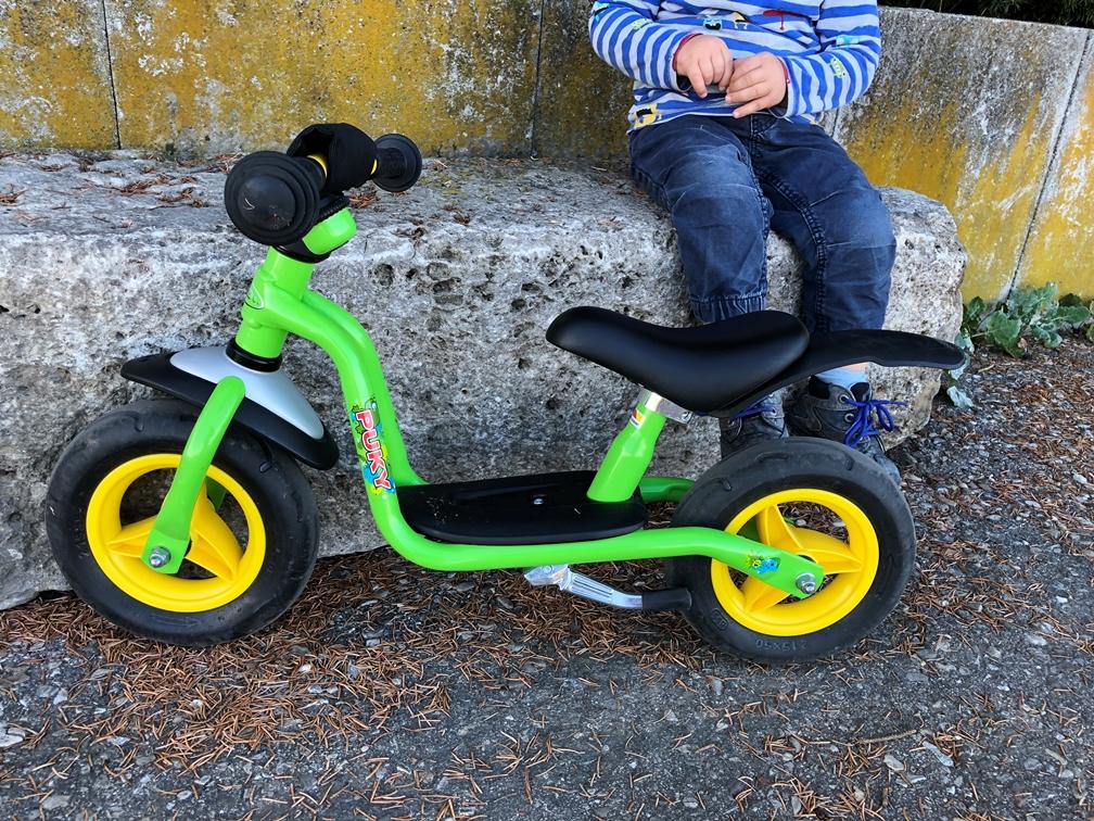 Foto 11.10.18 16 44 11 - Ab wann ist ein Laufrad für das Kind sinnvoll?