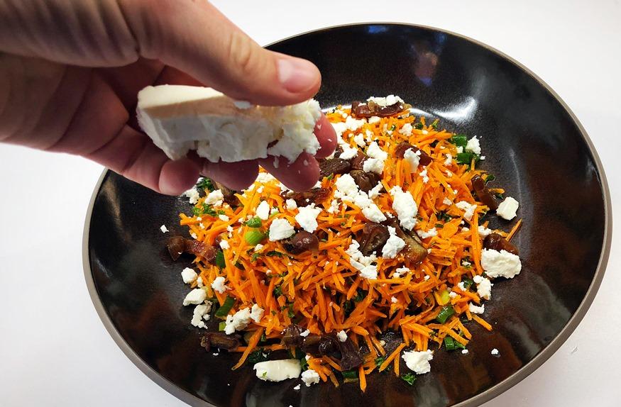 Foto 16.10.18 17 49 45 - Orientalischer Karottensalat