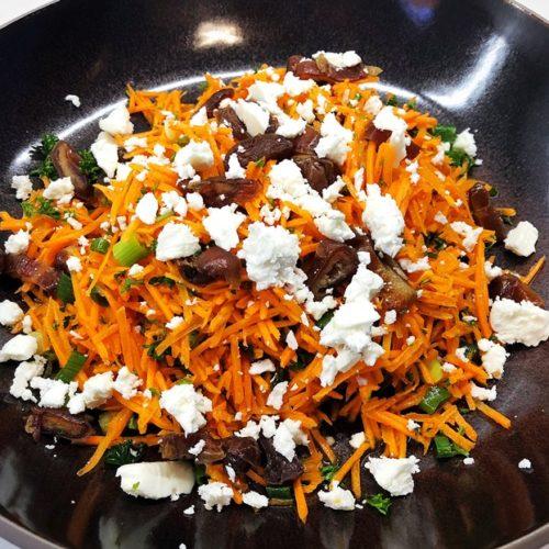 Foto 16.10.18 17 49 54 500x500 - Orientalischer Karottensalat
