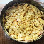 Foto 20.10.18 10 56 21 150x150 - Apfelkuchen mit Mandelguss