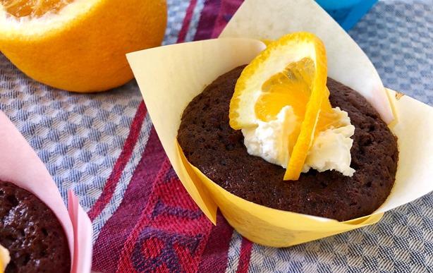 Foto 05.11.18 14 10 20 - Schoko-Frischkäse-Muffins