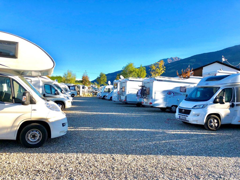 Foto 25.10.18 10 17 37 1024x768 - Wohnmobilstellplatz in Meran – Schneeburghof in Dorf Tirol