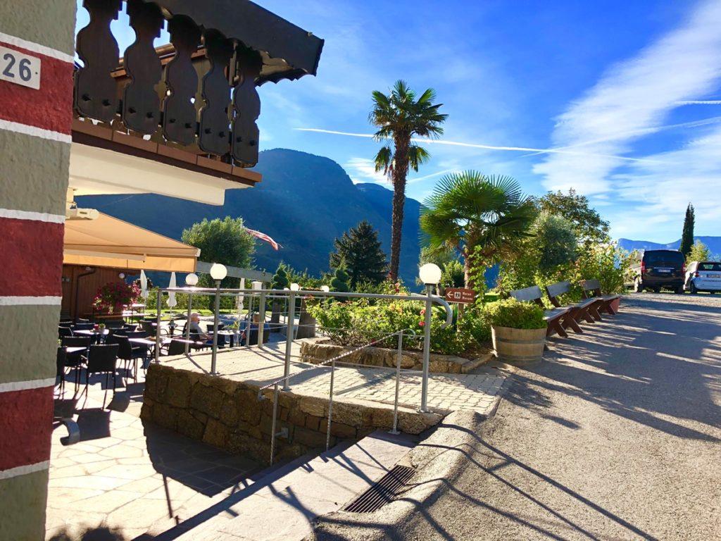 Foto 25.10.18 10 26 25 1024x768 - Wohnmobilstellplatz in Meran – Schneeburghof in Dorf Tirol