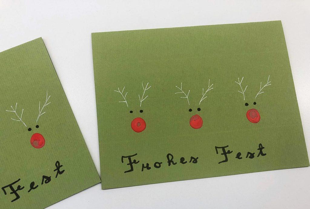 Foto 19.12.18 10 29 08 1024x689 - Last-Minute Weihnachtskarte basteln