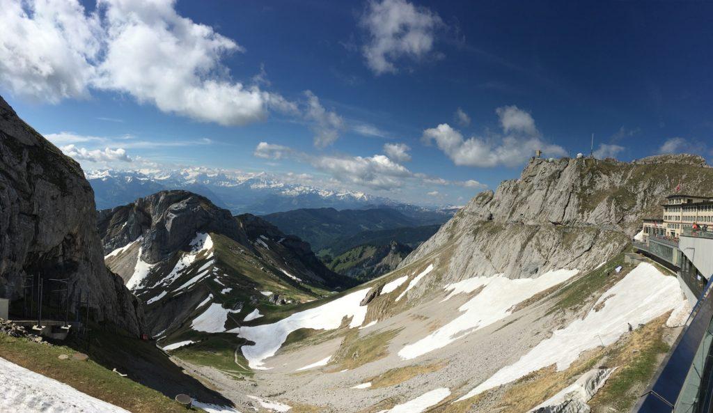 Foto 25.05.18 10 53 56 1024x593 - Pilatus Luzern und eine Fahrt mit der steilsten Zahnradbahn der Welt