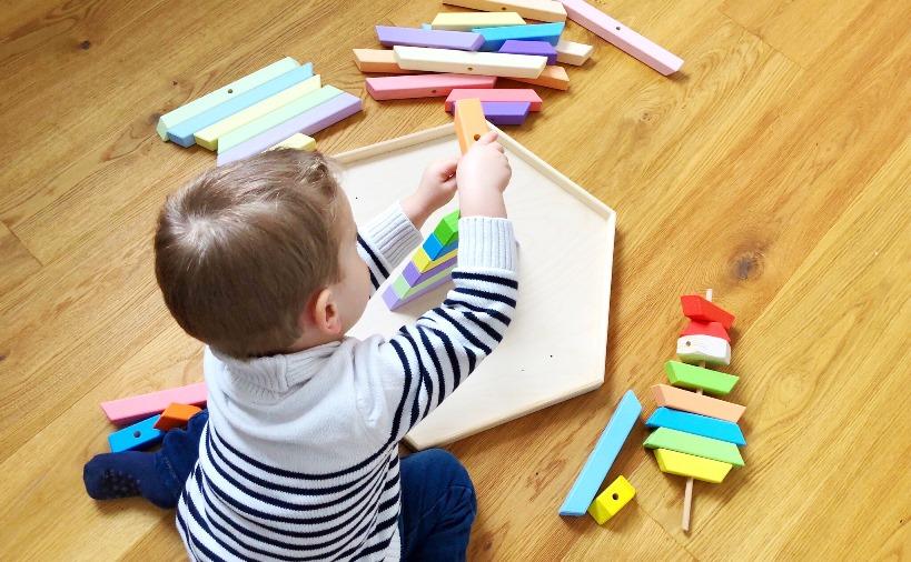 Holzspielzeug für Kinder ab 3 Jahren von Spielspecht Holzspielzeug