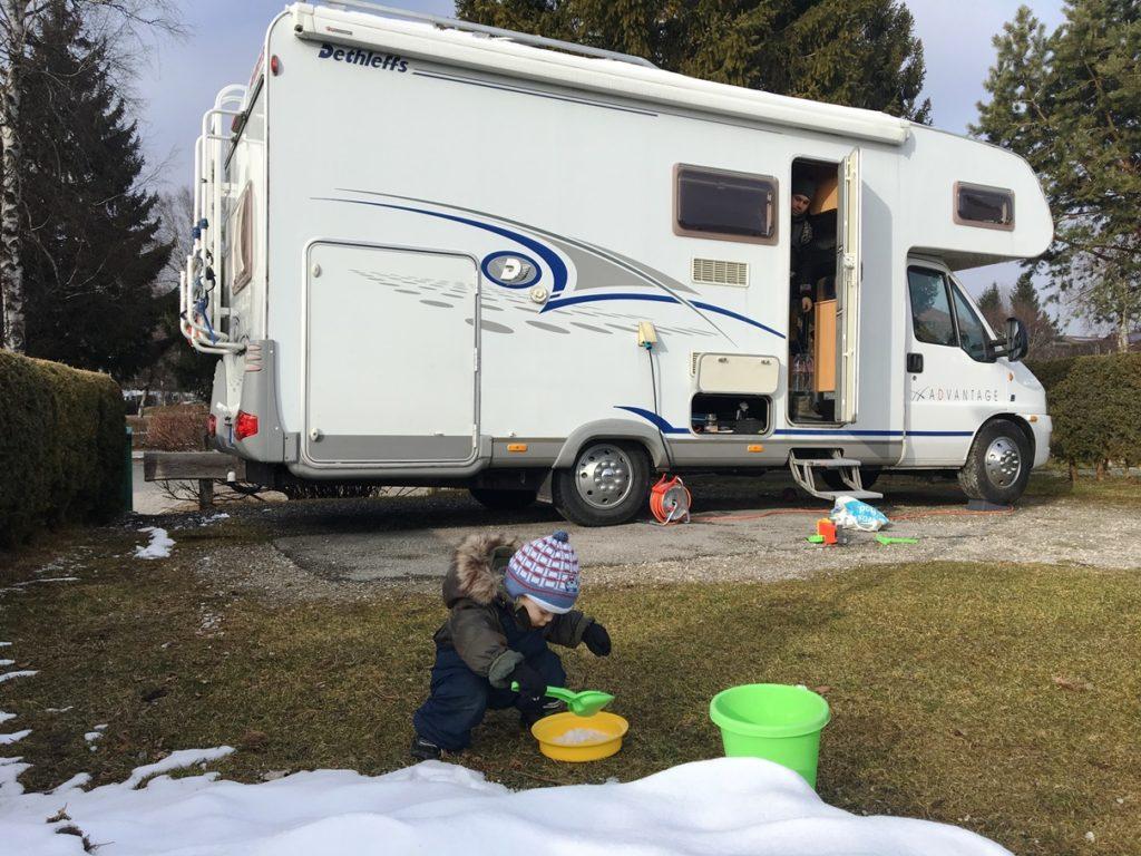Foto 09.02.18 14 52 23 1024x768 - Tipps Camping mit Kind - Geht das überhaupt?