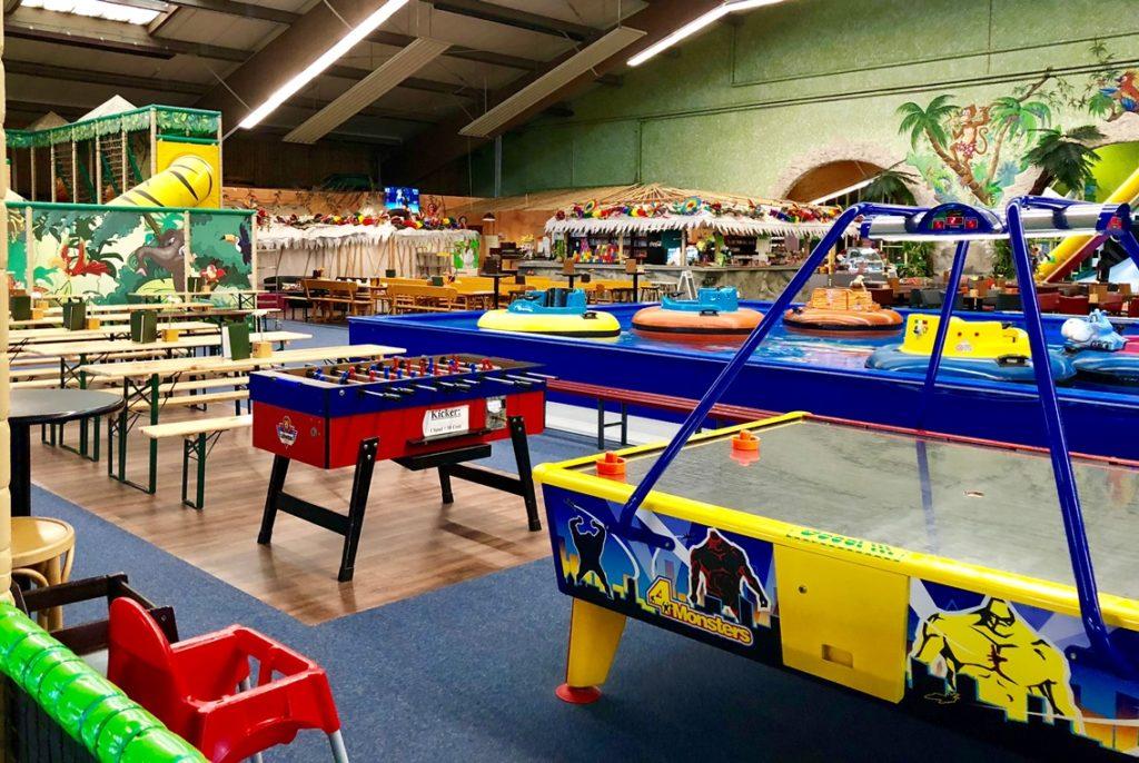 Foto 28.01.19 14 27 46 1024x686 - Indoor-Spielplatz Augsburg - Erfahrung Jimmy´s Fun Park in Dasing