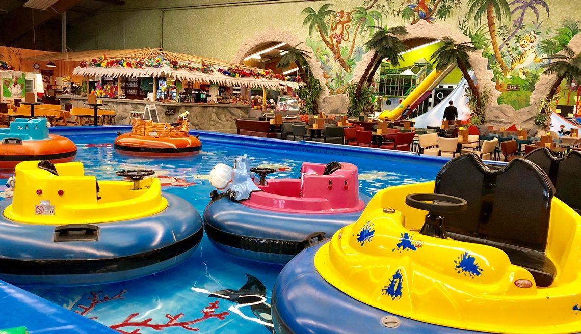 Indoor-Spielplatz Augsburg – Erfahrung Jimmy´s Fun Park in Dasing