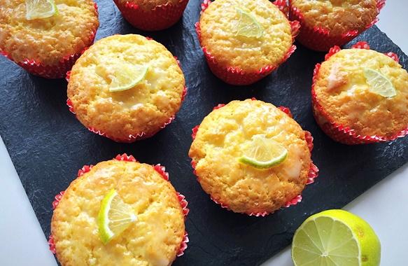 Foto 10.02.19 12 10 27 - Limetten-Muffins