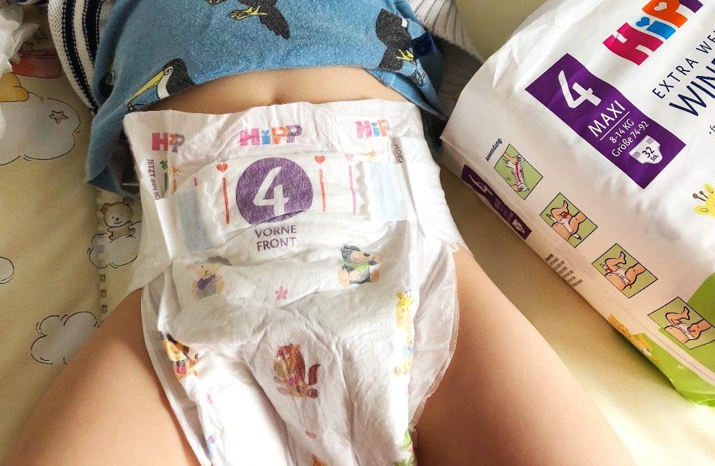 Foto 10.03.19 13 53 26 1 1024x668 - Jetzt gibt es auch Windeln von HiPP - Vorstellung der Babysanft Windeln