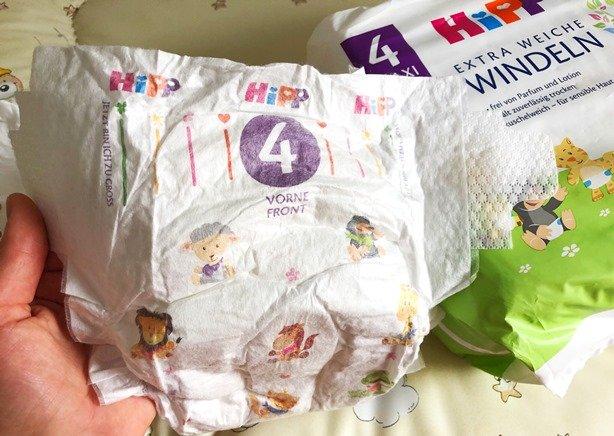 Jetzt gibt es auch Windeln von HiPP – Vorstellung der Babysanft Windeln
