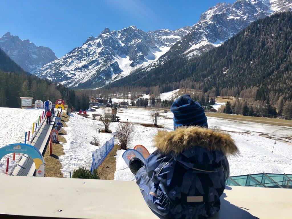 Foto 29.03.19 11 56 06 1024x768 - Urlaub in einem Familienhotel in den Dolomiten: Family Resort Rainer