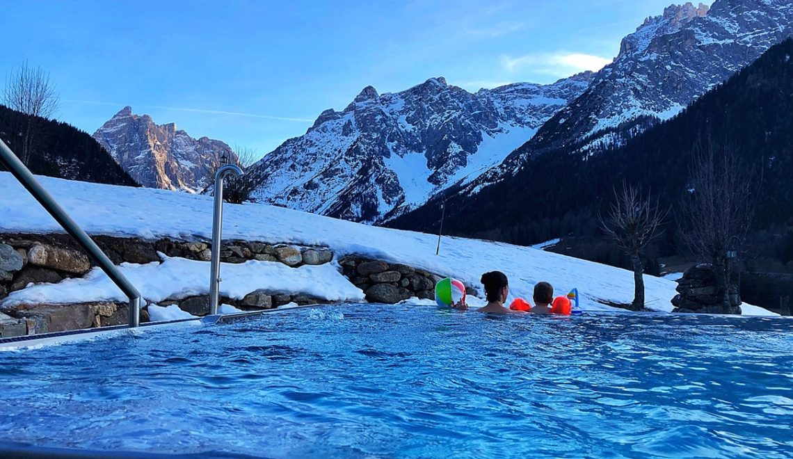 Urlaub in einem Familienhotel in den Dolomiten: Family Resort Rainer