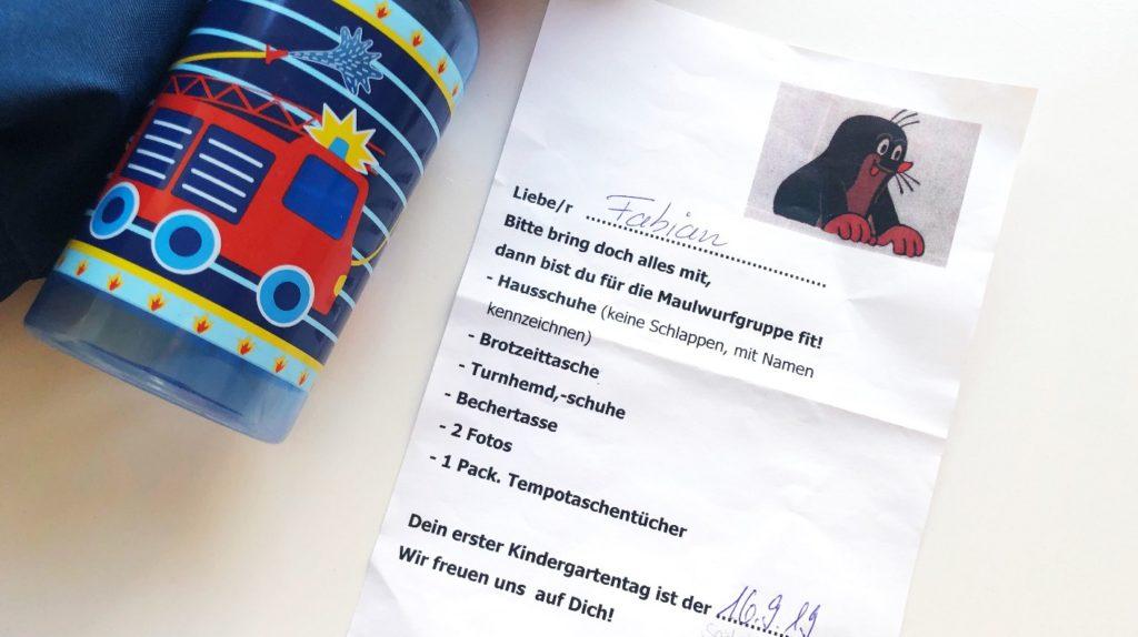 Foto 30.07.19 17 49 32 1024x574 - Checkliste Kindergarten: Was braucht mein Kind für den Kindergarten?