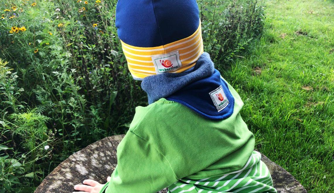 WEBERLING – die Mitwachsmode für Kinder aus Bio-Stoffen