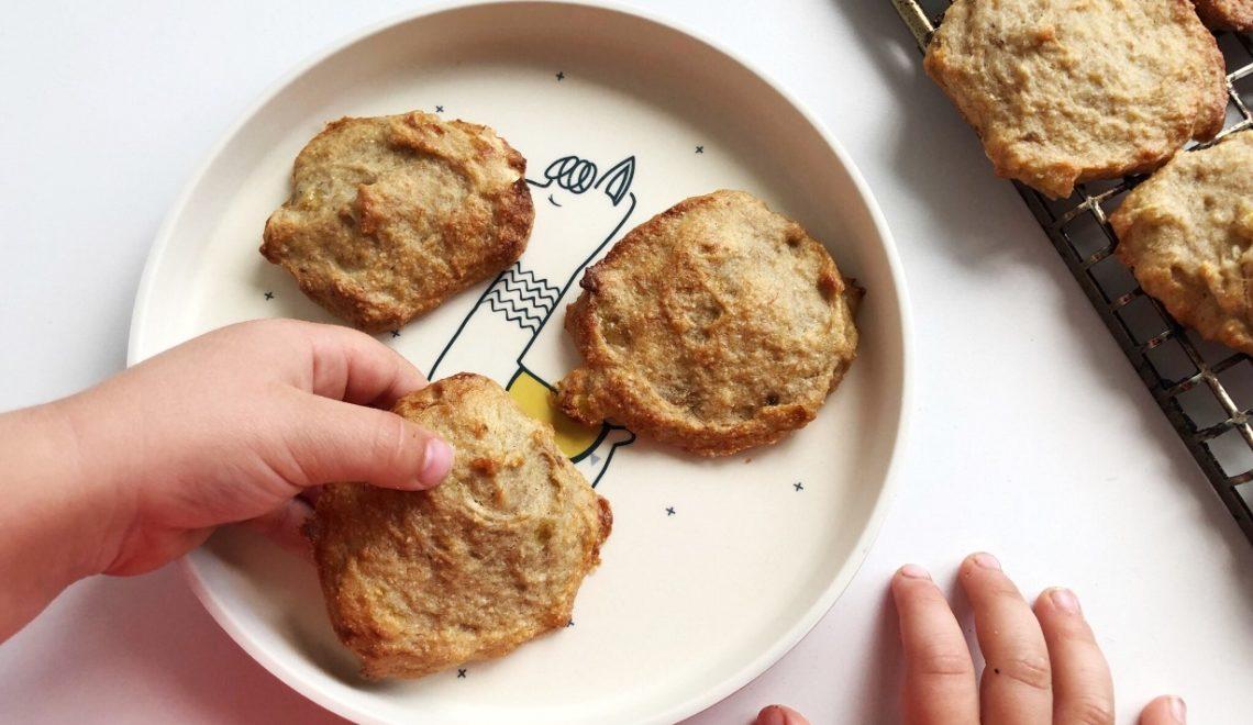 Schnelle Kinderkekse ohne Zucker