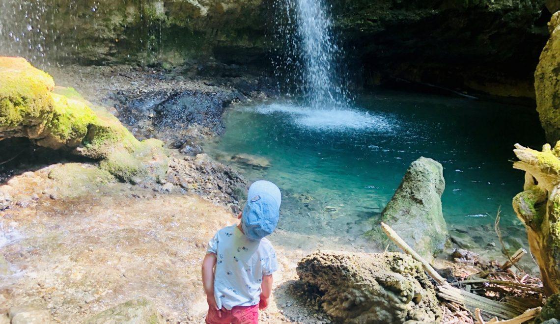 Foto 26.07.19 14 53 52 1140x660 - Ausflugstipp Sonthofen: Hinanger Wasserfall
