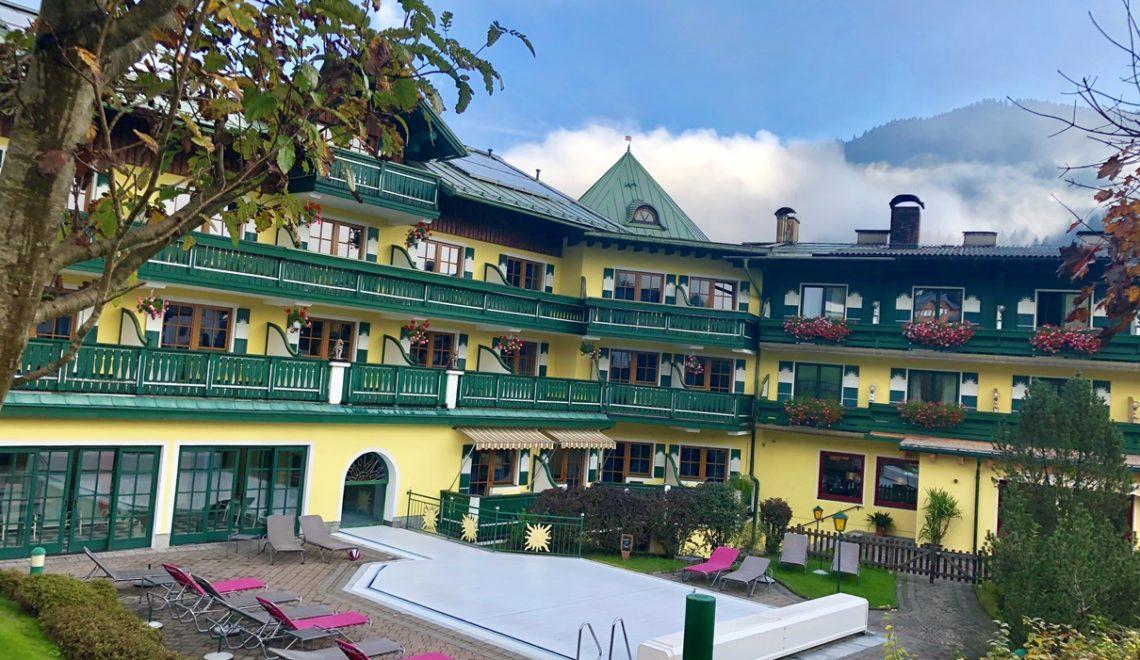 Urlaub im Hotel Sommerhof Gosau- das Familienhotel im Salzkammergut