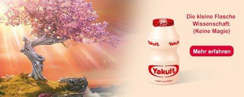 Yakult - Unsere Morgenroutine von Mama + Kind! Start in den Tag mit Müsli und Yakult