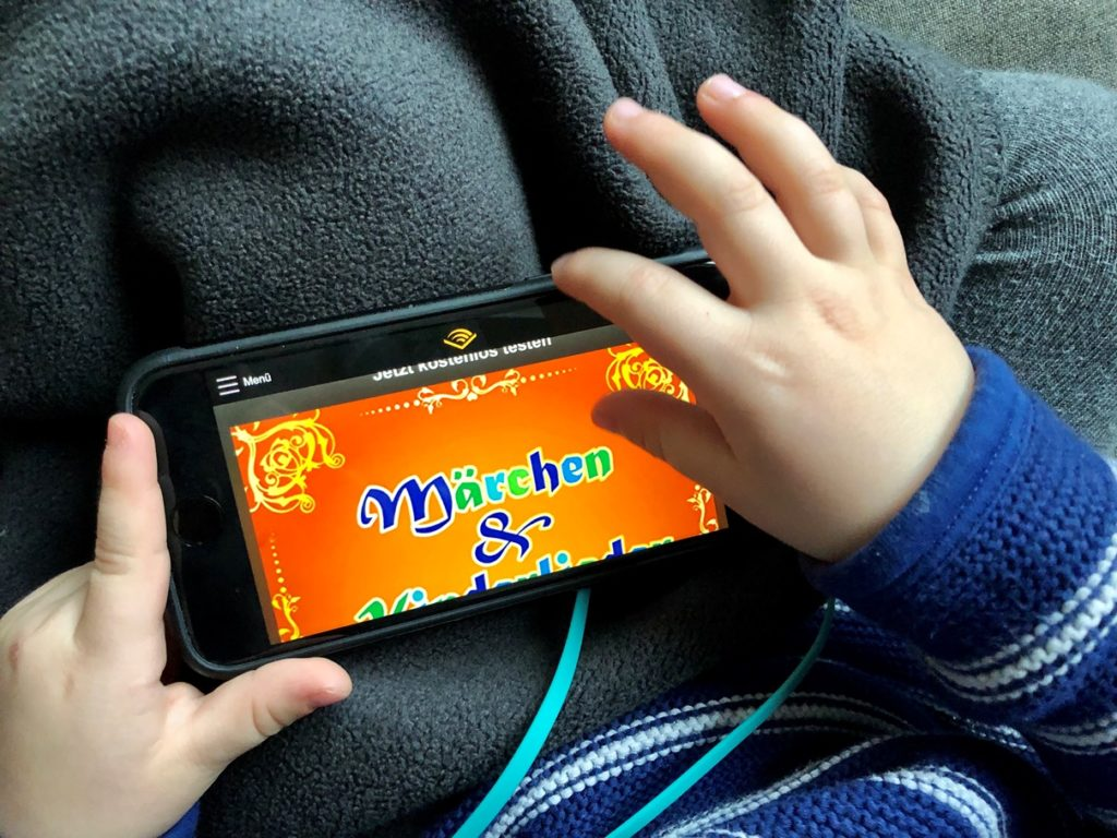 Audible 1 1024x768 - Warum Hörbücher gut für Kinder sind