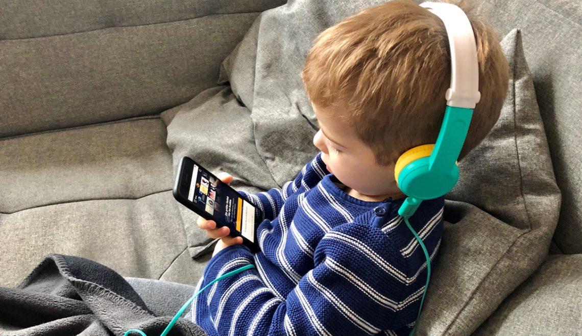 Warum Hörbücher gut für Kinder sind