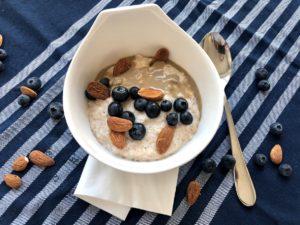 Mandel Porridge 2 300x225 - Mandel-Porridge