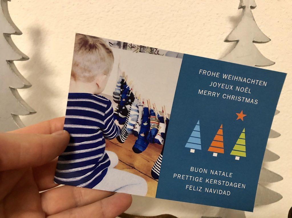 MyPostcard 2 1024x767 - Nehmt euch Zeit für Weihnachtspostkarten und erfreut jeden Empfänger