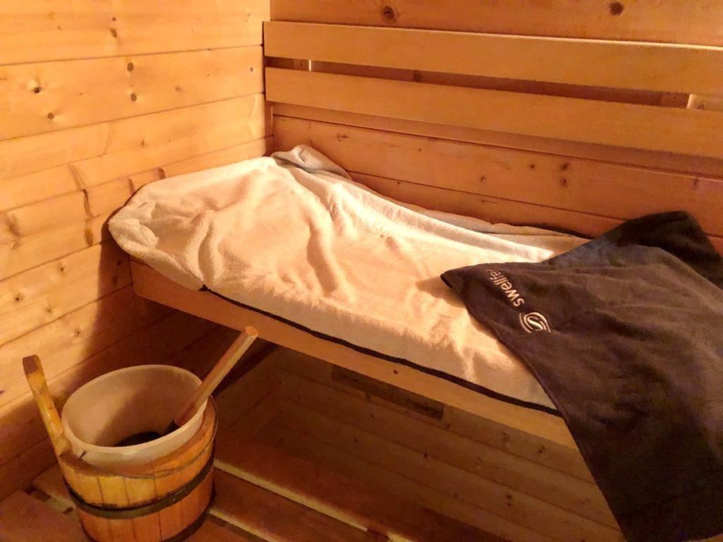 swellfeel 1 1024x768 - Entspannen in der Sauna - mit dem swellfeel Spa & Saunatuch gelingt es sicher