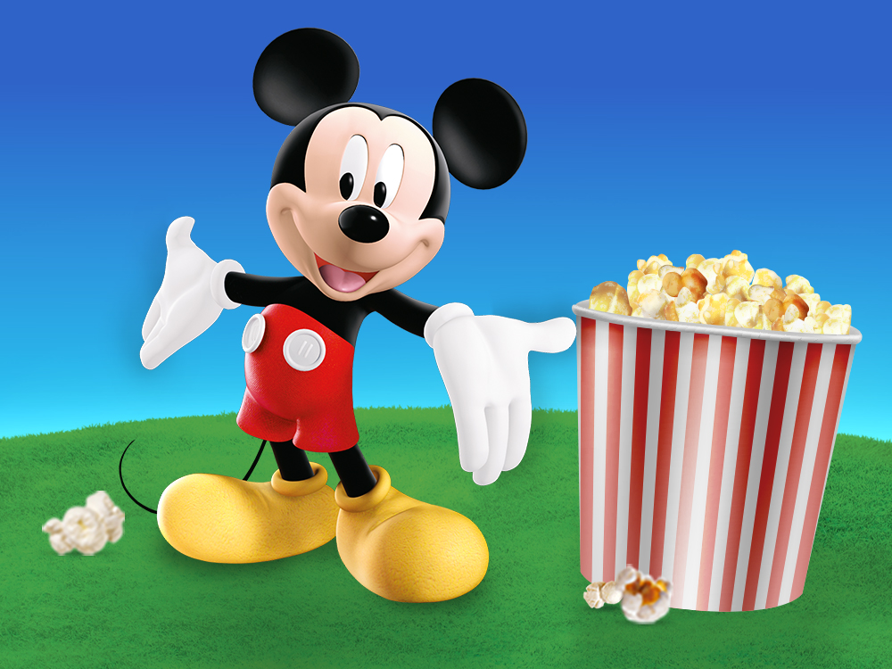 Disney Junior Mitmach Kino 2 - Disney Spaß ab 3 Jahren mit dem Disney Junior - Mitmach-Kino