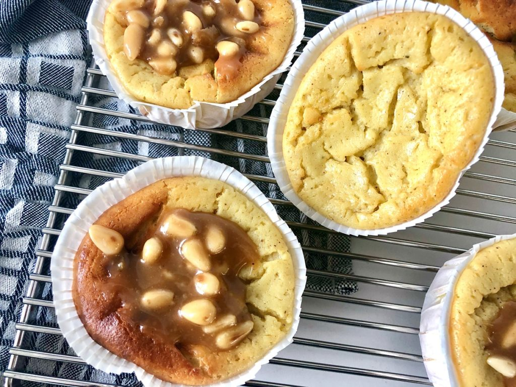 Foto 27.01.20 13 47 16 1024x768 - Käsekuchen-Muffins mit Karamell