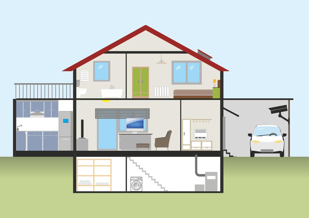 house 2006023 1280 1024x724 - Tipps Strom sparen und den passenden Stromanbieter finden