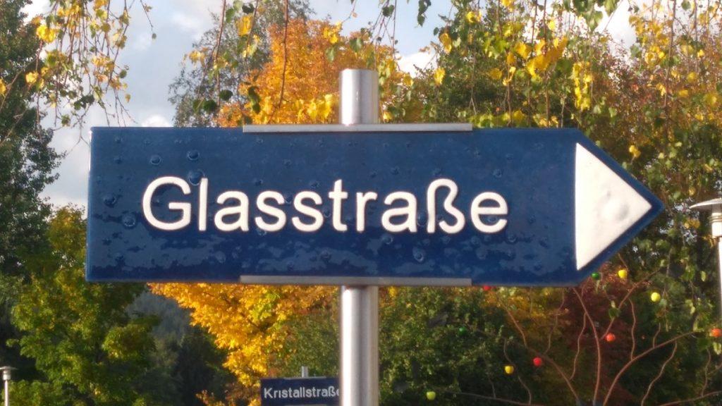 Bayerischer Wald 20170927 171930 1024x576 - Die Glasstraße im Bayerischen Wald